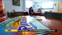 EDF : Les conséquences économiques
