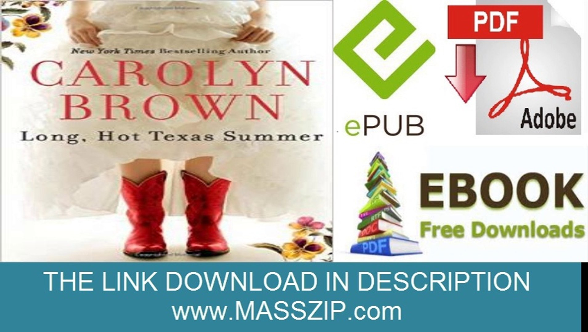 [Free eBook] Long Hot Texas Summer by Carolyn Brown [PDF/EPUB]