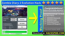 Zombie Diary 2 Hacks Gold Coins and Weapons Android V1.02 Zombie Diary 2 Hack Gold Coins