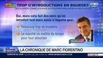 "Marc Fiorentino: ""On assiste actuellement à une overdose d'introductions en Bourse"" - 03/07"