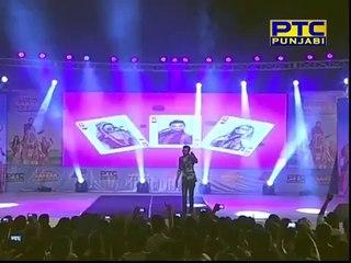 YUVRAJ HANS PERFORMING LIVE ON PTC PUNJABI EVENT