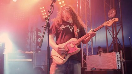 RED FANG live at Hellfest 2011