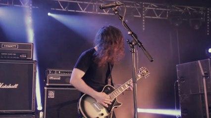 BLACK COBRA live at Hellfest 2013