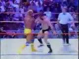Hulk Hogan vs Hercules Hernandez-WWF title