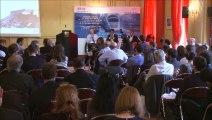 Questions à Andrew Smith (Université de Leeds) et Miguel Amaral (ARAF) à l'occasion de la deuxième conférence économique de l'ARAF, le 26 mai 2014 à Paris