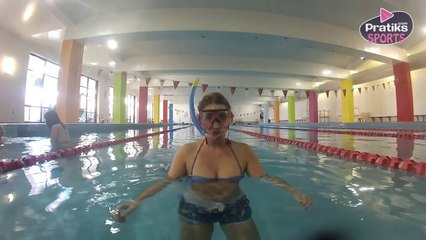 Natation - Comment gérer sa respiration avec un masque et un tuba