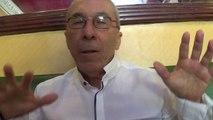 Interview Michel Pinell adjoint culture mairie de Perpignan par Nicolas Caudeville
