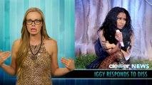 Iggy Azalea Responds to Nicki Minaj DISS at Bet Awards 2014!