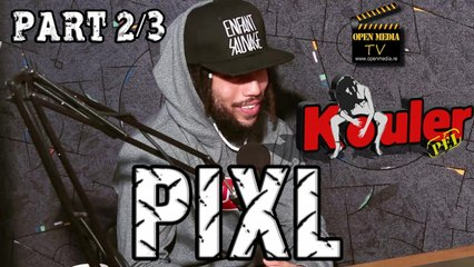 Kouler Pei - Pixl - Part 2/3