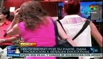 Chilenos ven insuficiente participación comunitaria en TV digital