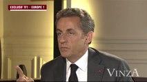 Sarkozy insulte Taubira !