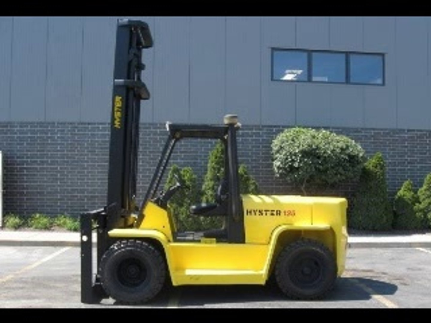 Hyster F006 (H135XL H155XL) Forklift Service Repair Factory Manual INSTANT  DOWNLOAD