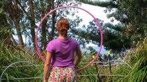 Hula Hoop - Comment donner l'impression que le hula hoop flotte en l'air