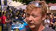 DE - Etappe 17: durch Philippe Mauduit (sportlicher Leiter Tinkoff-Saxo) - Etappe 17 (Saint-Gaudens > Saint-Lary Pla d'Adet)