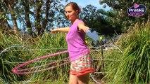 Hula Hoop - Comment retrouver une taille de guepe avec le hula hoop