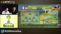France - Allemagne : regardez le match sur FIFA en REPLAY