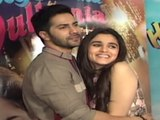 Varun Dhawan And Alia Bhatt Exclusive Interview