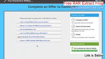 Free RAR Extract Frog Download Free (free rar extract frog virus 2014)