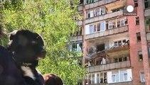 Donetsk : trois policiers tués par balle en pleine rue