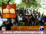 Part-1 Meet The Press, MQM Quaid Altaf Hussain talks to Journalists at Karachi Press Club