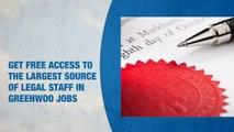Legal Staff Jobs in Greenwood