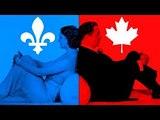 En marge et contre tous - 64 - Ponctuation G Actif Duchesneau-(21) - Référendum de 1995 - Les deux solitudes + Histoire de la Saint-Jean-Baptiste