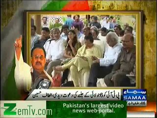 Good Reply by MQM's Chief Altaf Hussain on One Question