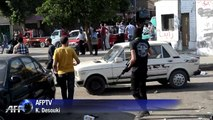 Manifestations au Caire un an après la destitution de Morsi