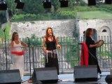Musiques de l'Italie du Sud aux Jeudis des Musiques du Monde, Lyon, 3 juillet 2014