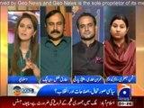 Newsroom On Geo News (Siasi Soorat-e-haal,Islahat,Aur Inqilab...) -- 3rd July 2014