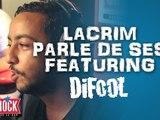 Lacrim parle de ses featurings dans son album