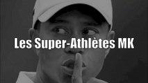 Super-athlètes sous contrôle mental: Serena Williams et Tiger Woods