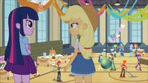 Equestria Girls™ - Song 3 - Time to Come Together [720p]