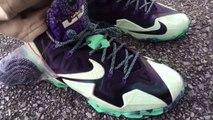 Cheap Lebron James Shoes Free Shipping,nike lebron 11 xi as  all star on feet