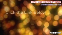 Power Golf Training Program PDF [mike pedersen's power golf training program 2014]