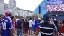 Coupe du Monde: France-Nigeria apres match, nous pouvons danser!!! Trop heureux!