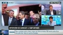 RMC Politique : Interview de Sarkozy: l'UMP est mitigée – 04/07