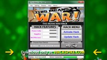 Get This Means War Cheat Free Red Mercury - This Means War Power Cells and Red Mercury Cheats