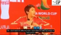 [ENG Sub] Nichkhun talking about dating & rumor with Tiffany SNSD
