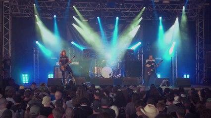 HARK live at Hellfest 2014