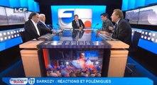 Politique Matin : Pierre-Yves Bournazel, conseiller UMP de Paris, conseiller régional d'Ile-de-France, secrétaire national de l'UMP et Michel Pouzol, député socialiste de l'Essonne