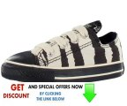 Clearance Sales! Converse Kids' All Star Chuck Taylor Animal Print Zebra Ox Casual Review