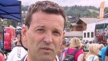 FR - Étape 4 : par Cédric Vasseur (ancien coureur) + Gilles Maignan (concepteur de la 4ème étape et ancien coureur) - Étape 4 (Le Touquet-Paris-Plage > Lille Métropole)