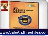 Download Pocket Data Backup 1.0 Serial Code Generator Free