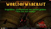 Présentation projet vidéos World of Warcraft