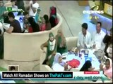 Pakistan Ramzan With Amir Liaquat By Express Entertainment - 4th July 2014 (Aftar) - part 6