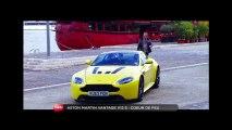 Bonus : Aston Martin V12 Vantage S (Emission Turbo du 29/06/2014)