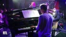 """Isabelle Boulay - L'Italien en Live  - Extrait de l'album """"merci Serge Reggiani"""" - dans le Grand Studio RTL présenté par Eric Jean-Jean."""