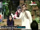 Pakistan Ramzan With Amir Liaquat By Express Entertainment - 4th July 2014 (Aftar) - part 8
