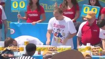 Coney Island Hot Dog-Eating Champs Have 10 Minutes To Defend Their Titles